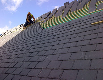 heritage roofing grade listed repairs