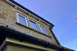 Guttering Roofline roofing, gutter repair