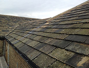 Yorkshire Stone roof slate