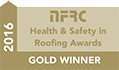 RA Sidebottom NFRC Gold Award
