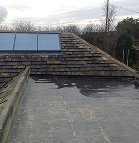 EPDM Single Ply Flat Roof Coverings